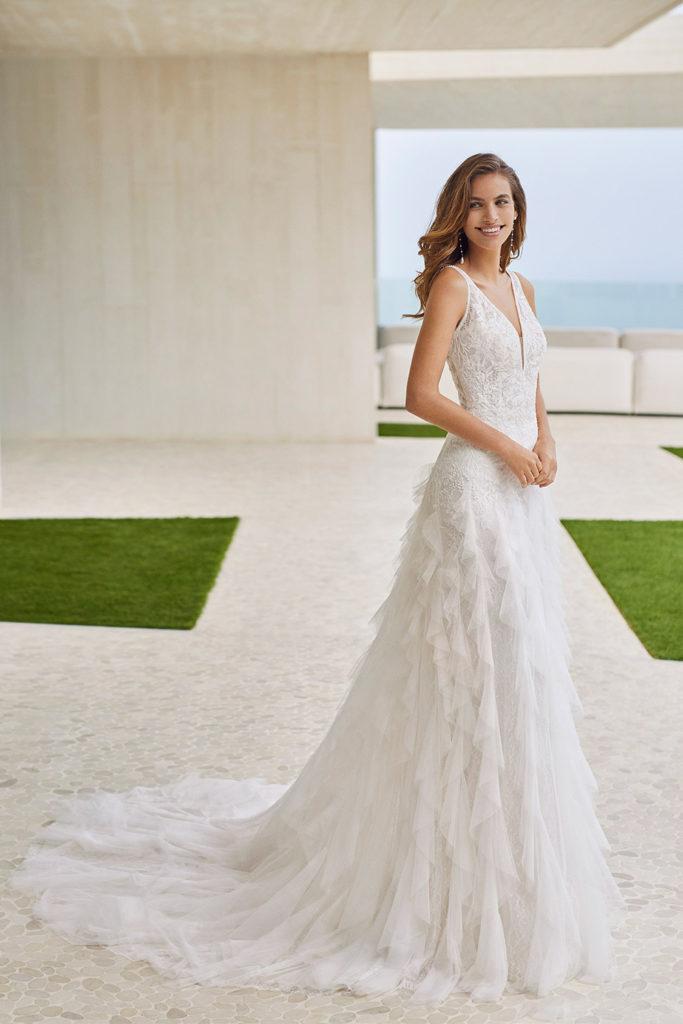 Brautkleid für Augsburg